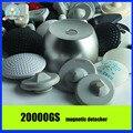 Tinta de segurança golfe desacoplador tag eas removedor tag desacoplador magnética destacador 20000GS rei preço de fábrica OEM/ODM