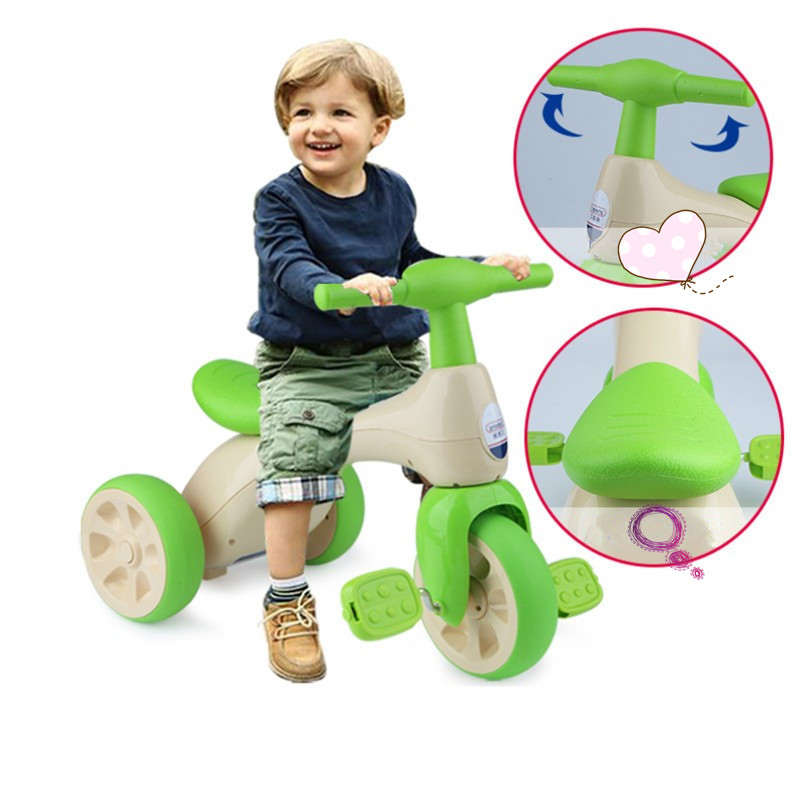 Здесь продается  Children Pedal Tricycle Boy Girl Baby Stroller Toy 2-3 Years Old Child Bike Toy Children Ride On Toys Tricycle for Kids Boy Toy   Игрушки и Хобби