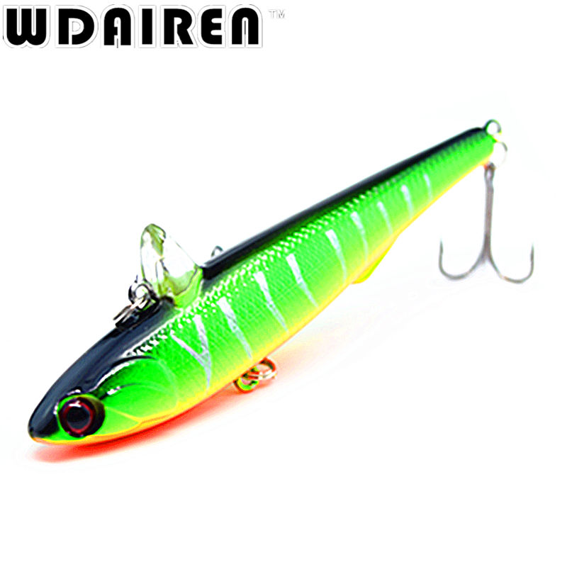1Pcs Winter Fishing Hard Bait VIB With Lead Inside Ice Sea 14.5g 9cm Fishing Tackle Diving Swivel Jig Wobbler Lure NE-269 brand new 1pcs winter fishing lures hard bait vib with lead inside lead fish ice sea fishing tackle swivel jig wobbler lure best