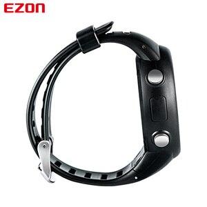 Image 4 - EZON T031 erkek GPS spor saatler 50M su geçirmez mesafe hız kalori sayacı GPS zamanlama çok fonksiyonlu dijital bilek saatler