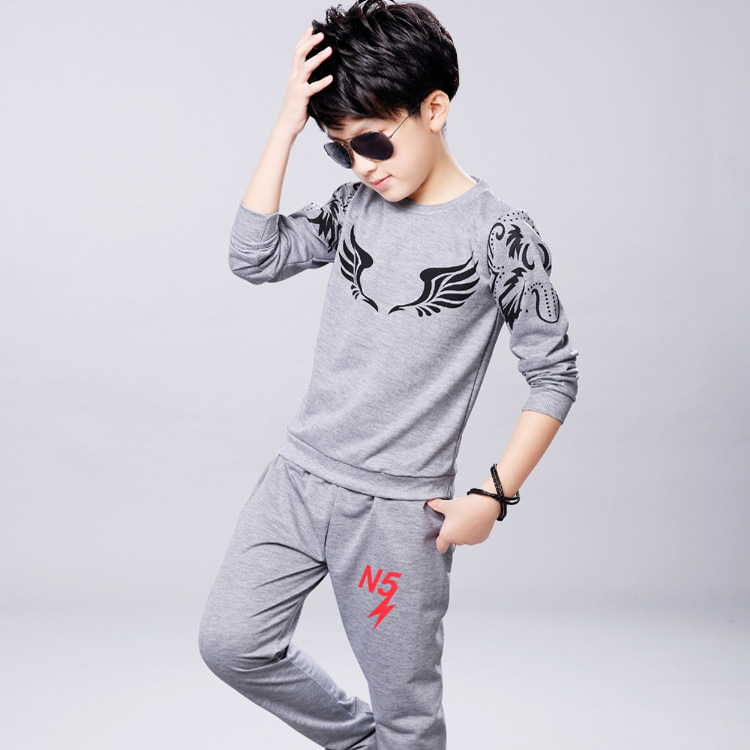 Product Name  : Long Sleeve Eagle Suit  Texture Of Material  : Pure Cotton  Size  : 100 1 ...