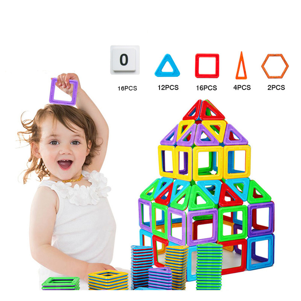 Unique Toys For Toddlers : High grade kids educational toys pcs magnetic toy