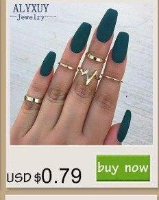 HTB1537Npm3PL1JjSZFxq6ABBVXaL - Новые винтажные изделия металла с антикварные кольца серебряный цвет палец подарочный набор для женщин девушки R5007