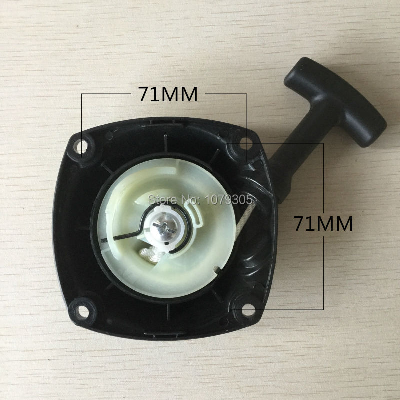 Indító relé a G45L BC4310 FW4310 olcsó húzóindító assy - Kerti szerszámok - Fénykép 2