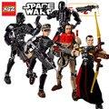 Star Wars Rogue One Figures K-2SO Kylo Ren Captain Phasma Rey Poe Dameron Finn Darth Vader toys building blocks compatible Lepin