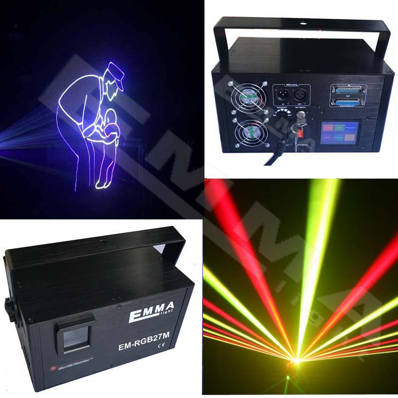 Industrial Light Sound Effect: NEW DJ Rgb Lighting Sound Activated Disco Music Laser