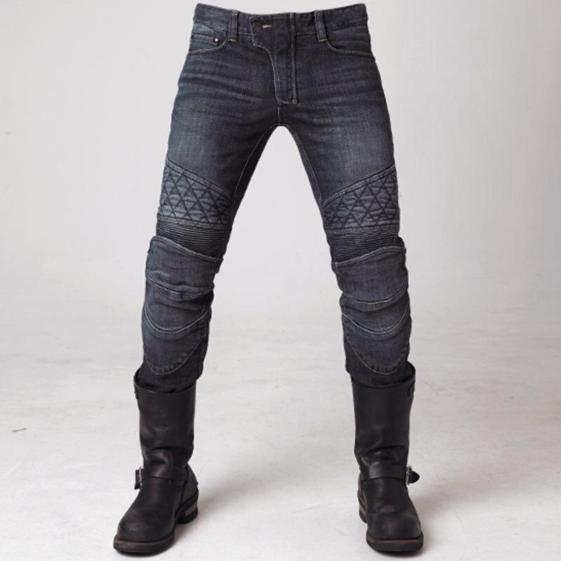 Pantalones Motorcycle Uglybros Ubp09 Riding Jean Motocross Racing Protective Pants font b Oxford b font Cloth