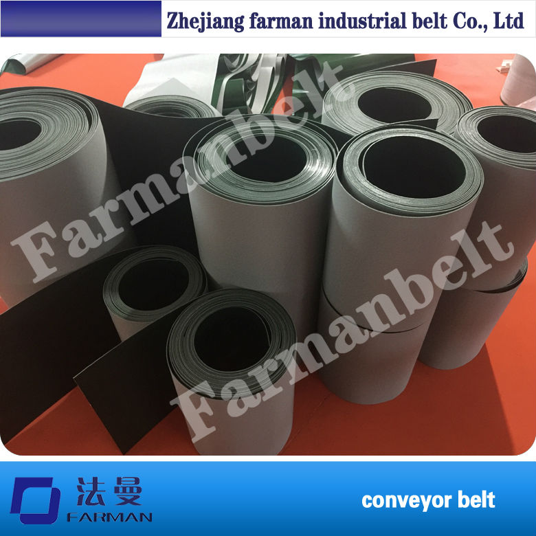 Farman Brand Endless Finger Joint Belt Pvc/pu Roller Conveyor Belt pu belt pu timing belt joint machine single sided belt conveyor belt price sewing machine