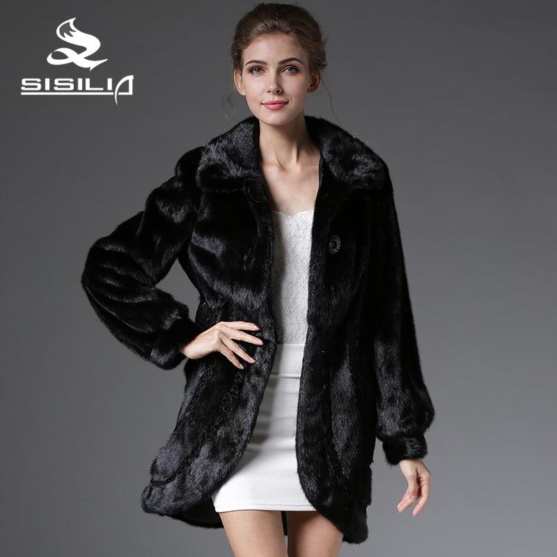 Online Get Cheap Fur Coat Vison -Aliexpress.com | Alibaba Group