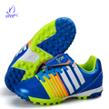 Branded Indoor Turf Soccer Shoes 2017 New Top Original Women Football Boots Cheap Kids Futsal Cleats Boys Girls Sneakers 32-39