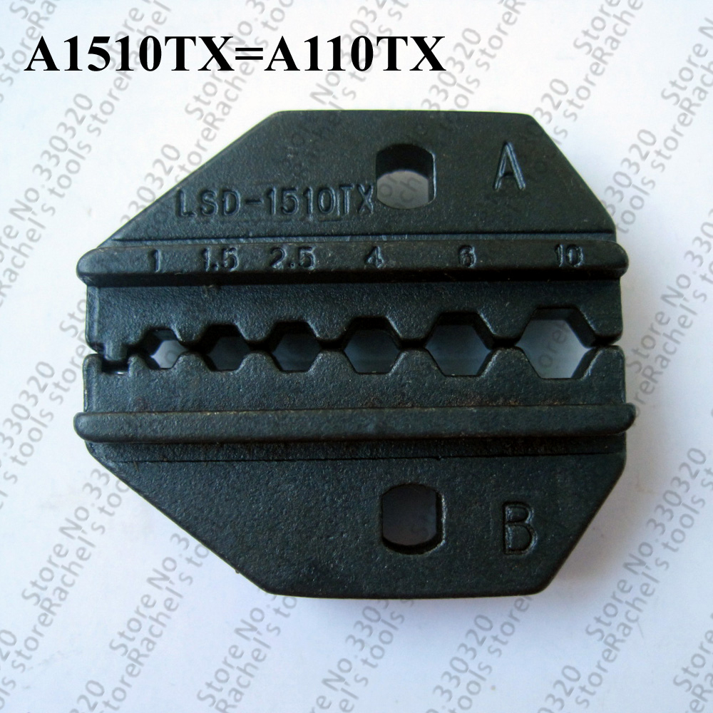 A110tx Crimping Die Set For Non-insulated Cable Lugs