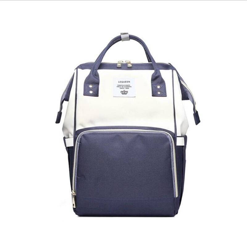 Image 5 - Рюкзак для подгузников, сумка для мам, Большая вместительная сумка для мам и детей, многофункциональные водонепроницаемые уличные дорожные сумки для подгузников для ухода за ребенком-in Сумки для подгузников from Мать и ребенок