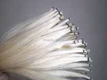 10 Hanks Quality Mongolia Stallion Bow hair 6gram/hank in 32 inches