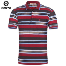 Men Striped Polo Shirt Brands Classic Cotton Short Sleeve Summer Casual Camisa Polo Masculina New Arrived 2019 Plus Size M-XXL