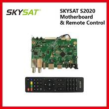 [Brazil] SKYSAT S2020 Motherboard with remote control for Brazil(China)