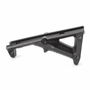 Image 2 - AFG tático Segunda Geração Angled Foregrip com Trilho de Guia para Nerf Gun Toy Acessórios