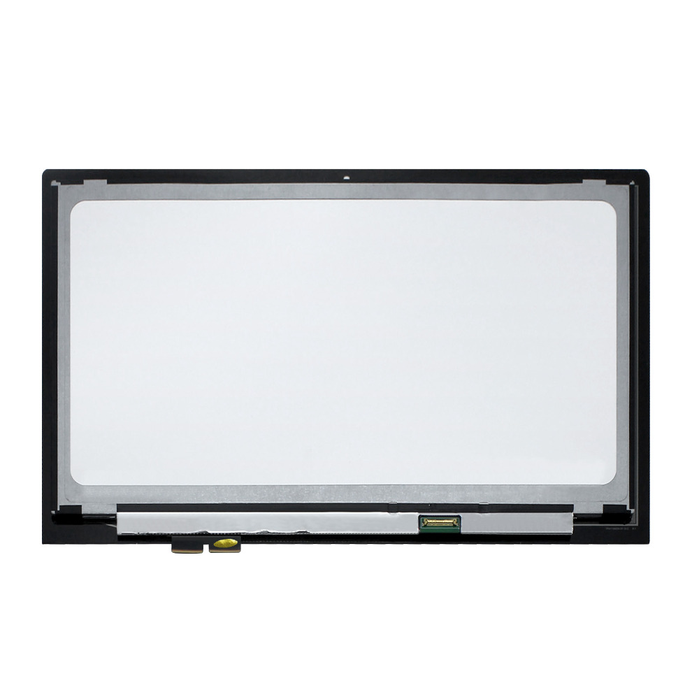 Lenovo EDGE 15 80K9 SERIES 15.6 FHD Lcd Touch Screen Assembly+Bezel