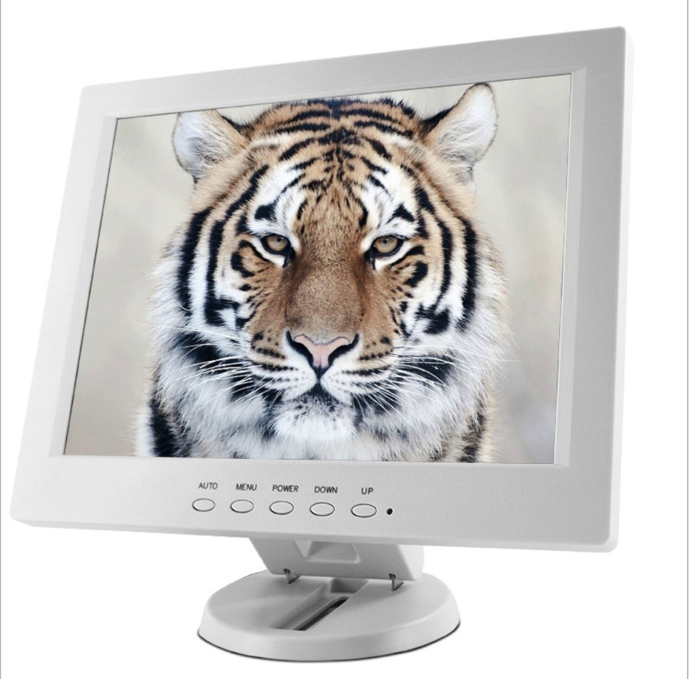 12 inch Touchscreen open frame LCD hd-mi monitor for Kiosk POS ...