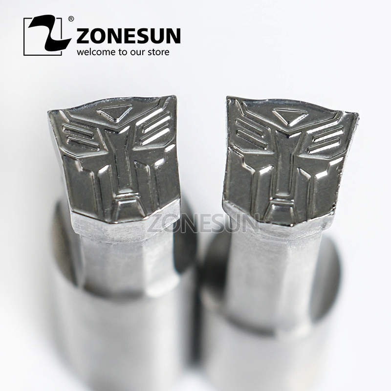 ZONESUN TF Sugar Tablet Press 3D Punch Mold Candy Milk Punching Die Custom Logo punch die TDP5 Machine Free Shipping free shipping punching press mold 30mm free length green die moulds spring 10pcs lot