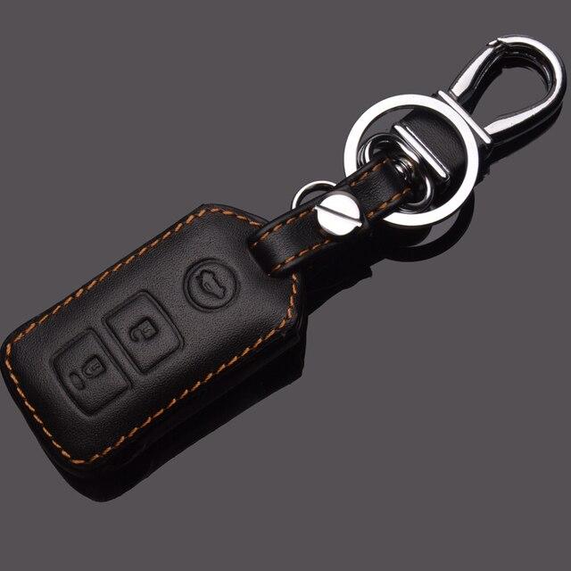 Кожа Ключа Автомобиля Сумка стайлинга автомобилей Для toyota yaris highlander Брелок крышка ключа Автомобиля