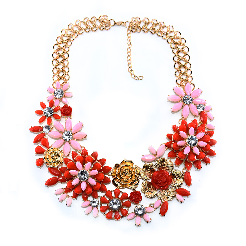 2016 New Luxury Fashion Colorful Vintage Accessori...