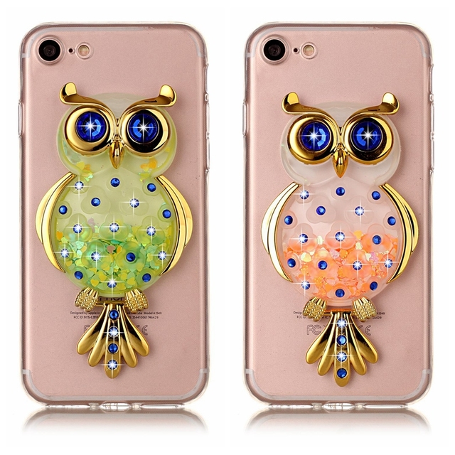 iphone 8 plus case owl