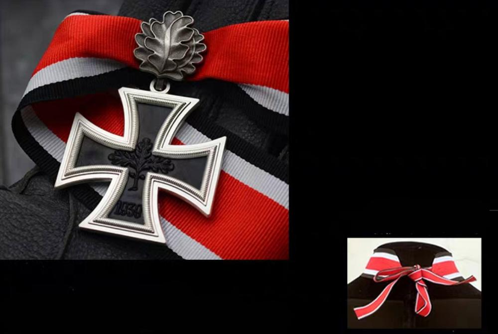 WWI WW2 Imperial German Iron Cross lot of 3 medals 1914 1870 1939 Pin ribbon