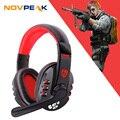 Sqdeal jogo sem fio bluetooth 4.1 stereo headset headband gaming casque audifonos fone de ouvido com microfone para pc gamer
