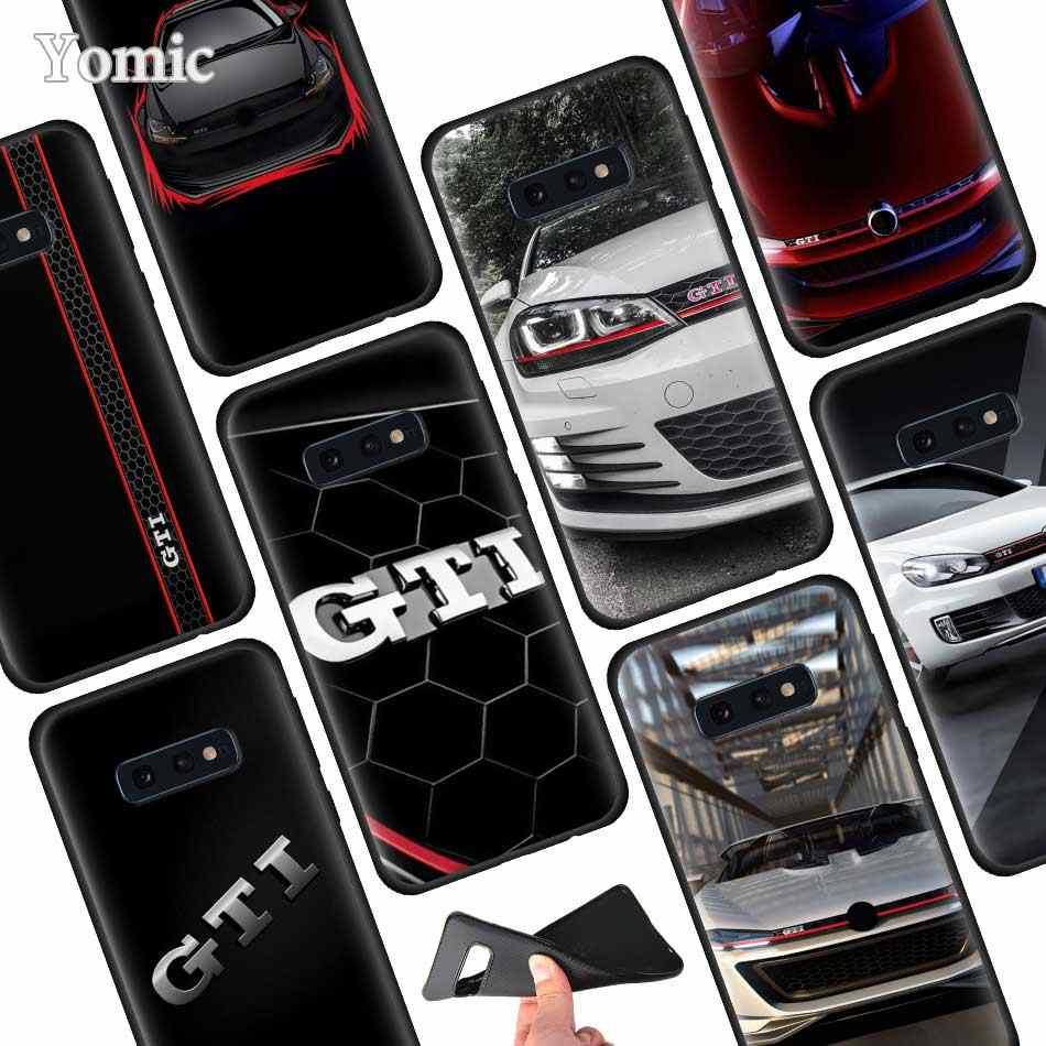 Горячий Nurburgring Супер гоночный GTI задний силиконовый чехол для телефона samsung Galaxy S10 S10e S8 S9 Plus S7 Edge Note 8 9 M30 M20 Case C
