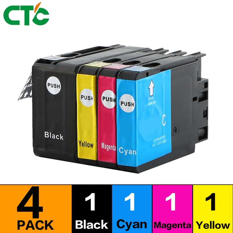 CTC ink cartridge Compatible for 932 XL 933 Officejet 6100 6600 6700 7110 7610 7612
