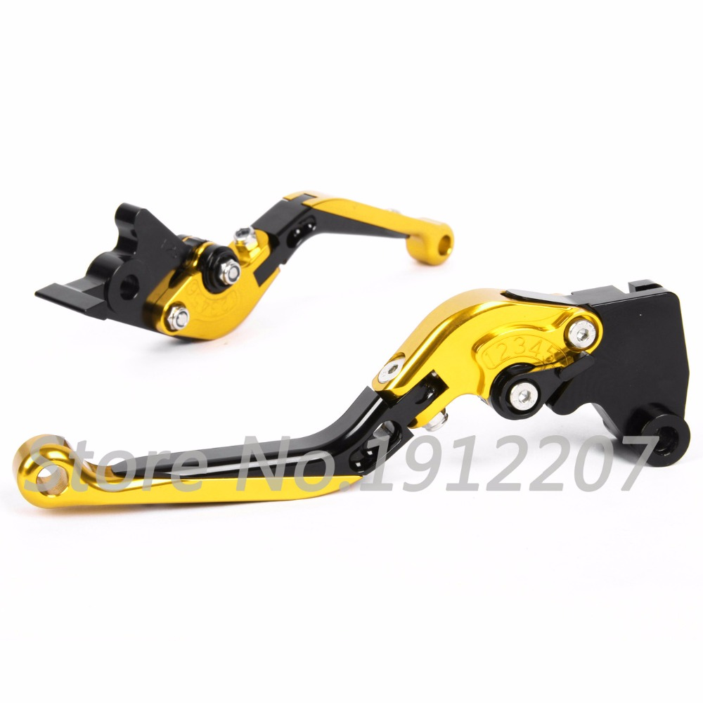 ФОТО For HONDA VTR1000 SP-1 2000-2001 Foldable Extendable Brake Clutch Levers Aluminum Alloy CNC Folding&Extending Motorbike Levers