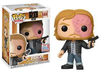 2017 NYCC Exclusive Funko pop Horror: Walking Dead Dwight Vinyl Action Figure Collectible Model Toy with Original Box