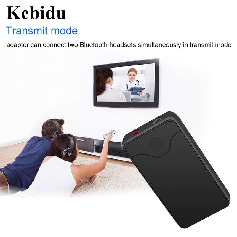 Funkadapter Tragbares Audio & Video Professioneller Verkauf Kebidu Mini Drahtlose Bluetooth 4,0 Empfänger Und Sender 3,5 Mm Stereo Schnittstelle Für Android Ios Bluetooth Audio Gerät Einen Einzigartigen Nationalen Stil Haben