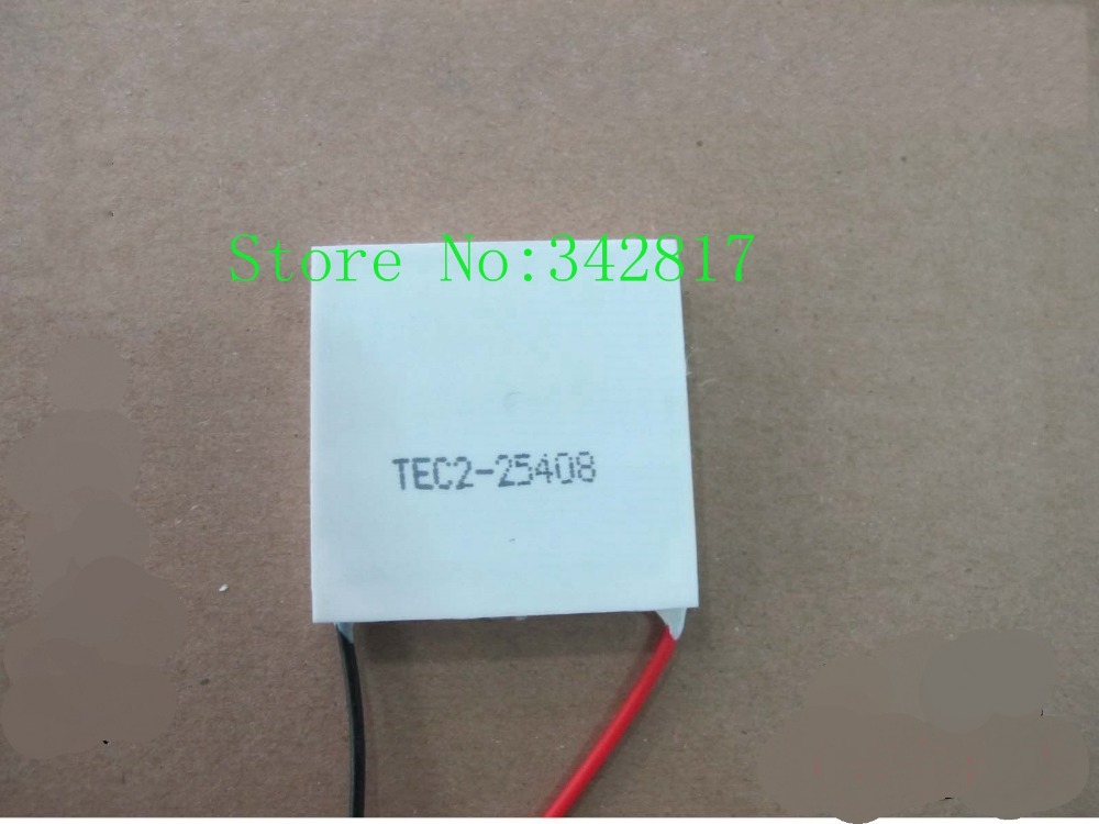 TEC2-25408 DC12V 8A 67 64W 40x40mm 40 * 40mm Thermoelectric Cooler Peltier