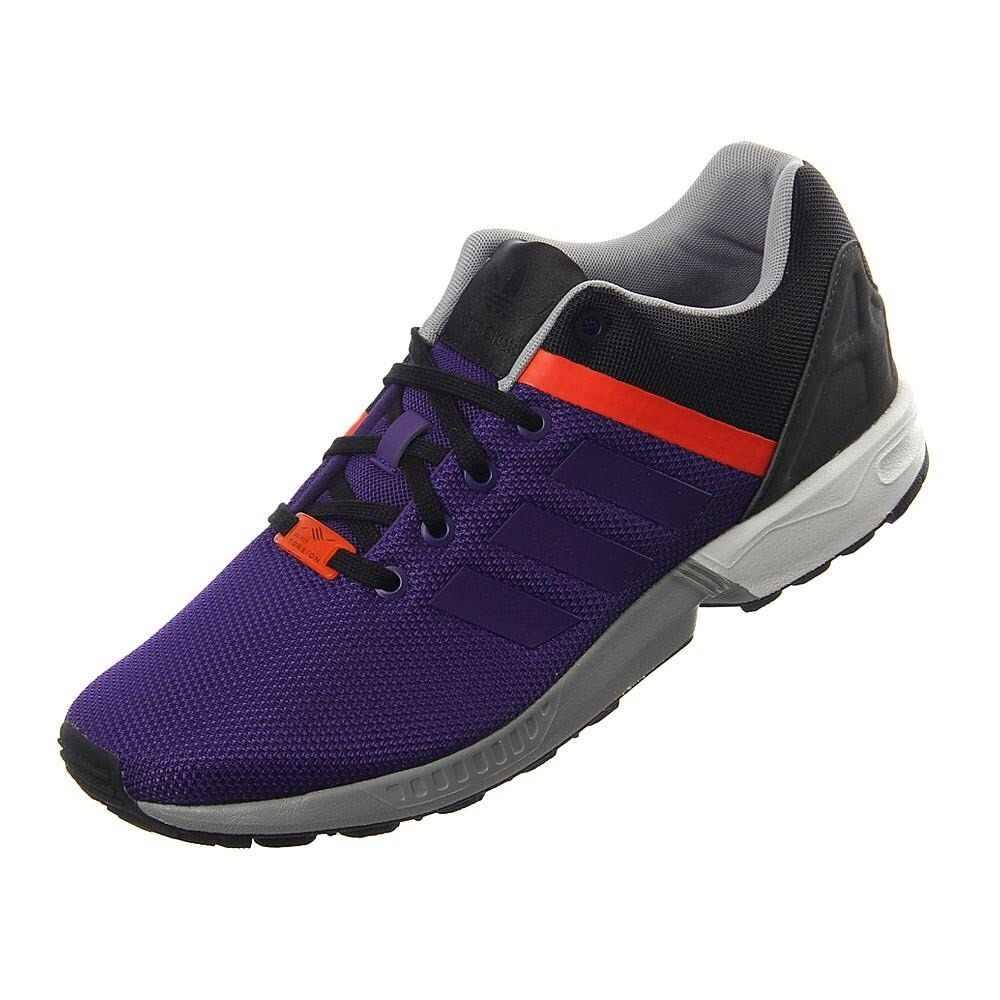 adidas zx flux in violet