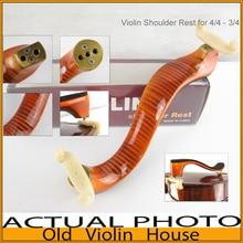 Flamed Maple Shoulder Rest for Violin (3/4 – 4/4), Good quality