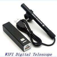WIFI Digital Telescope 2MP HD 70X Wireless Mobile Phone PC Video Watch Photo Hunt Security Monitor Optical Telescopes Magnifier
