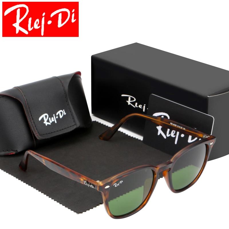 Oversized Round Sunglasses Women Brand Designer Retro Sunglases Men Glass Lens Eyewear M ...