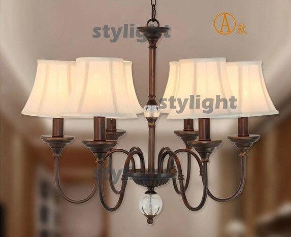 Camere Da Letto Stile Country Prezzi : Sfera di cristallo lampada a sospensione in stile country americano