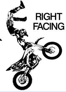 shop discount sport bike stunt 1970s Art shining planet wall sticker room wall decal home decoration