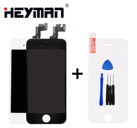 High Quality Screen For Apple IPhone 5 5S LCD Display Touch Screen Assembly With Digitizer Glass