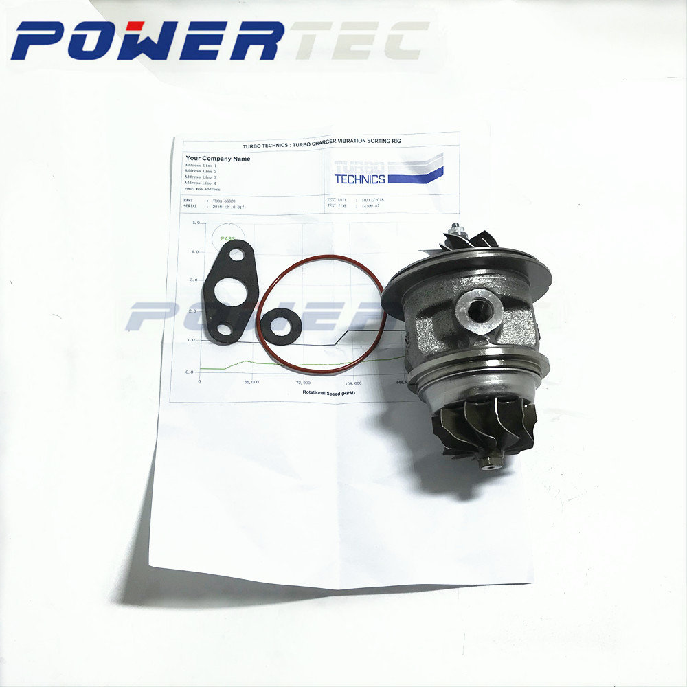 Pour Ford Ranger/Mitsubishi Version 2.2L Moteur PUMA-Équilibré NOUVEAU turbo chargeur remplacement core 49131-06340 BK3Q6K682NB