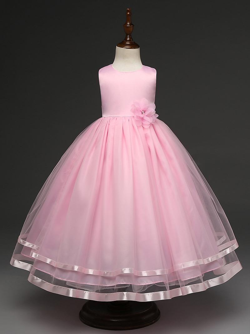 Excelente Vestidos Para Niñas Para La Boda Imágenes - Colección de ...