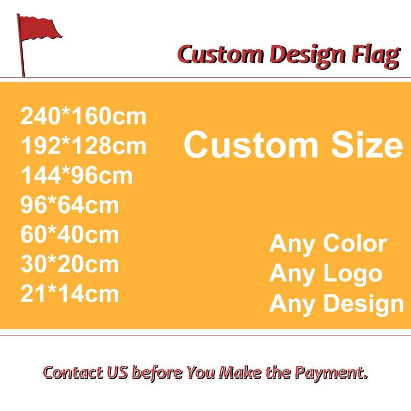 90x150 cm Custom Football Flagge Jede Größe Logo Farbe Hand Alte Messer Dreiecke String Wimpel Flagge Banner Band