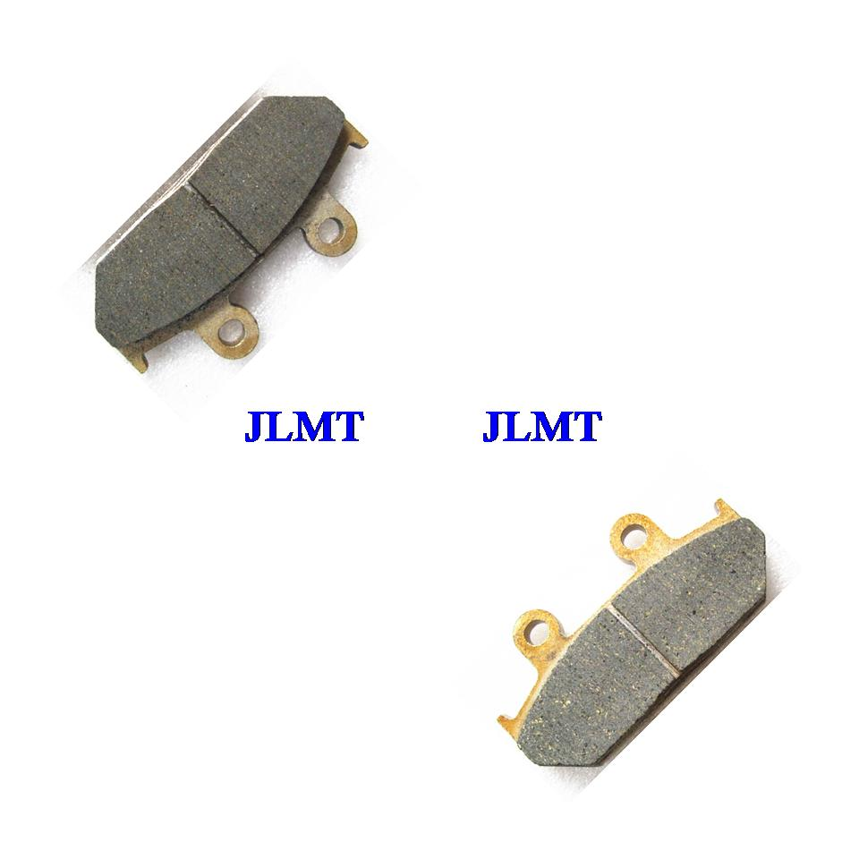 1986 - 1987 CARBON Front Left & Right Brake Pad for HONDA <font><b>750</b></font> <font><b>VFR</b></font> FG / FH VFR750 Brake Pad image