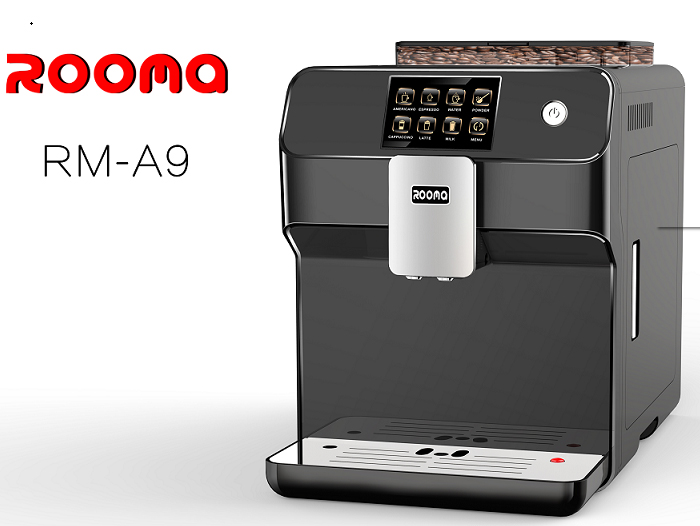 Fully automatic one touch screen cappucinno ,latte,espresso coffee machine/ professional coffee machine/cafe machine fully automatic espresso coffee makers coffee