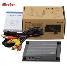 Mirrorlink Mirabox Авто WiFi 5 Г Коробка/V & поддержка HDMI встроенный навигация с Android для Sansung автомобиля mirrorlink окно