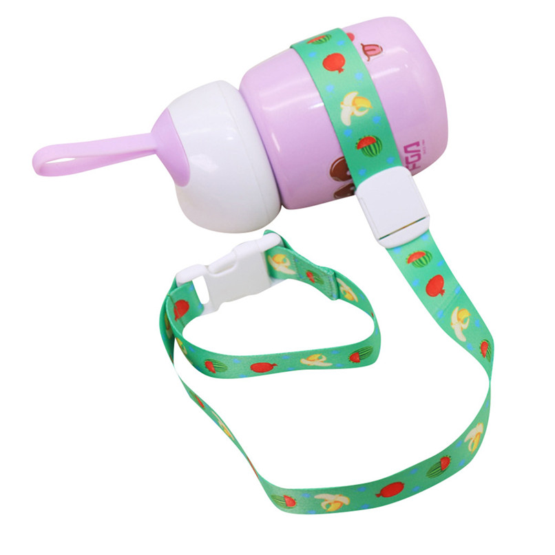 Cute Kids Baby Boy Girl Cartoon Stroller Toy Secure Loss Prevention Button Strap Chain Accessories For Baby 30MY10 (6)