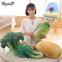 Hzirip 50 см творческий плюша Игрушки 3D овощей моделирование Подушка картофеля Куклы Ролевые игры игрушка для детей подарки на день рождения