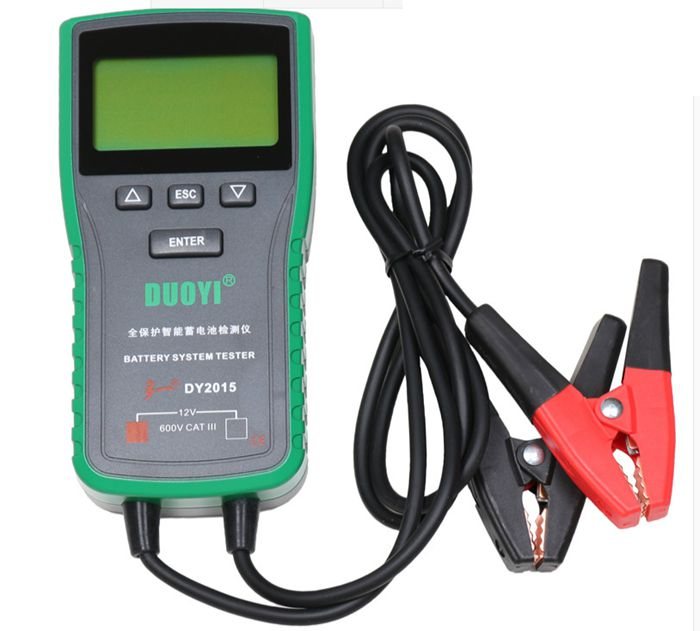 buy dy2015 one more car battery tester battery battery conductance. Black Bedroom Furniture Sets. Home Design Ideas
